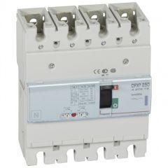Disj puissance DPX³ 250 - magnéto-thermique - 50 kA - 4P - 250 A