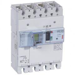Disj puissance DPX³ 250 - électro diff à unité de mesure - 36 kA - 4P - 250 A