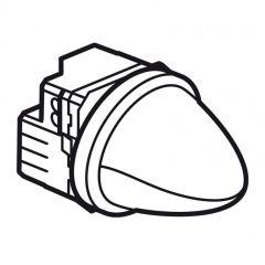 Spot orientable Céliane - 2,8 W - 70 lm - livré avec enjo Chrome mat