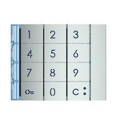 Façade Sfera New pour module électronique clavier - Allmetal