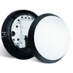 Hublot Super 400 noir diffuseur polycarbonate opalescent- LED 4000K