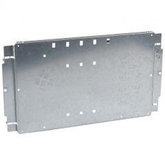 Platine XL³ 400 - pour 1 DPX-IS 630 (400 A) fixe - vertical
