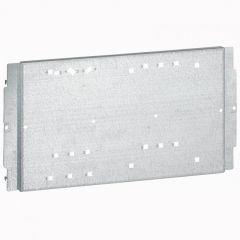 Platine XL³ 400 - pour 1 à 2 DPX 250 ou 1 DPX 630 fixe - vertical