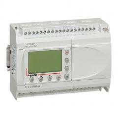 Centrale modulaire pour alarme technique -15 directions- 7 mod - 230 V -50/60 hz