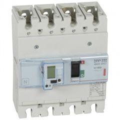 Disj puissance DPX³ 250 - électronique - 36 kA - 4P - 160 A