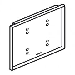 Commande tactile KNX Céliane - 4 touches - Verre Piano