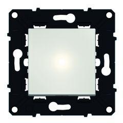 Va-et-vient Espace Evolution 10 AX - 250 V~ - Lot chantier x 50 - Blanc
