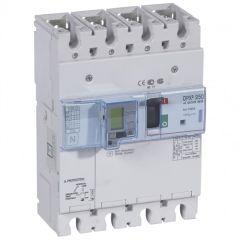 Disj puissance DPX³ 250 - électronique diff - 50 kA - 4P - 100 A