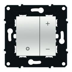 Variateur 2 fils Espace Evolution - Blanc