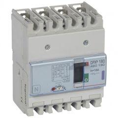 Disj puissance DPX³ 160 - magnéto-thermique - 50 kA - 4P - 16 A