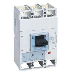 Disjoncteur magnétothermique DPX³ 1600 - Icu 70 kA - 3P - 1250 A