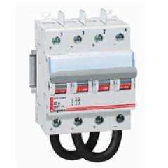 Inter-sectionneur 800 V= - 16 A - 4 modules