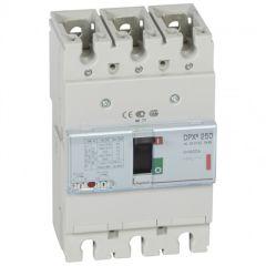 Disjoncteur puissance DPX³ 250 - magnéto-thermique - 36 kA - 3P - 200 A