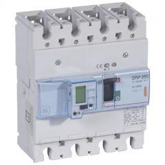 Disj puissance DPX³ 250 - électronique à unité de mesure - 25 kA - 4P - 160 A