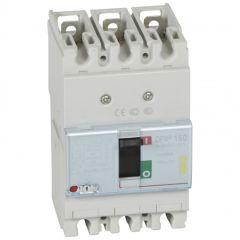 Disj puissance DPX³ 160 - magnéto-thermique - 16 kA - 3P - 25 A