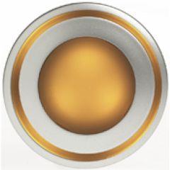 Luminaire Kalank mini LED frontal ambre / 0,7W