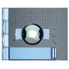 Façade Sfera New pour module électronique audio/vidéo 1appel grd angle-Allstreet