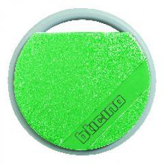 Badge de proximité résidents 13,56 MHz (lecture/écriture) - couleur vert