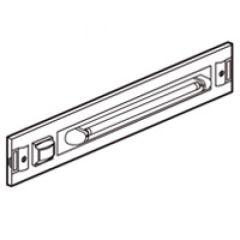 Kit d'éclairage XL³ 400 - se monte sur plastron fourni