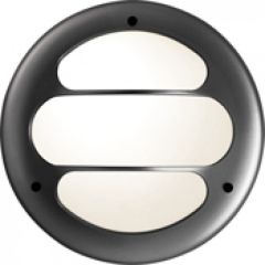 Hublot Koreo Arc rond grille 2 taille 2 graphite E27