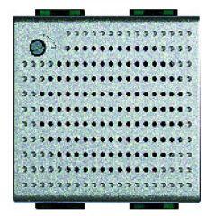 Sonnette électronique 12 V~/= Livinglight -  Tech - 2 modules