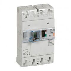 Disj puissance DPX³ 250 - magnéto-thermique diff - 25 kA - 4P - 250 A