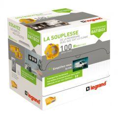 Distributeur boîtes Ecobatibox (x 100) - prof. 50 mm