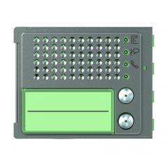 Façade Sfera Robur pour module électronique audio 2 appels