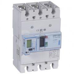 Disj puissance DPX³ 250 - électronique à unité de mesure - 70 kA - 3P - 250 A