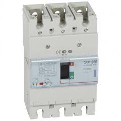 Disjoncteur puissance DPX³ 250 - magnéto-thermique - 50 kA - 3P - 200 A