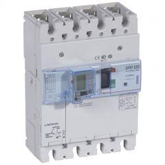 Disjoncteur puissance DPX³ 250 - magnéto-thermique diff - 50 kA - 4P - 200 A