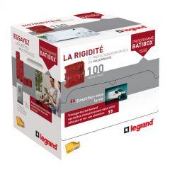 Distributeur boîtes maçonnerie (x 100) Prog. Batibox - prof 40 mm