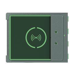 Façade Sfera Robur pour module électronique lecteur de badge