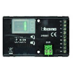 Micro-HP universel 8 appels pour platines Séries 100-200-300 audio
