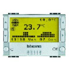 Centrale 4 zone Livinglight pour gestion température MyHOME BUS - tech