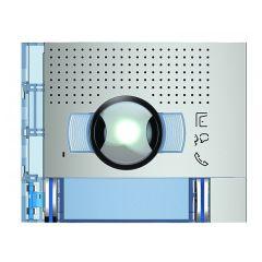 Façade Sfera New pour module électronique audio/vidéo 2appels grd angle-Allmetal