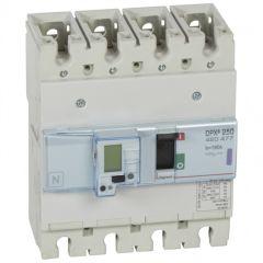 Disj puissance DPX³ 250 - électronique à unité de mesure - 50 kA - 4P - 160 A