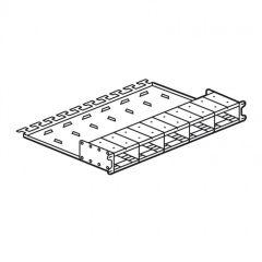 Tiroir optique HD - à équiper - gestion des cordons face avant/arrière - 2U