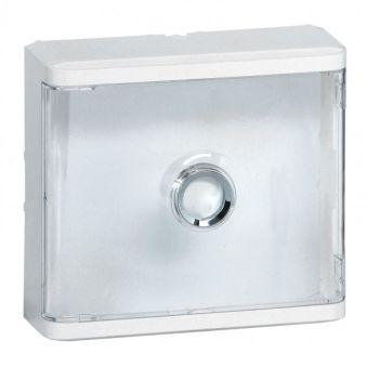 Habillage + porte transparente pour platines de branchement Drivia