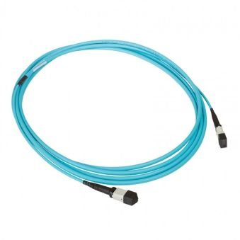 Microcâble OM3 Fan-out - Fan-out - 12 LC Duplex-12 LC Duplex - L. 50m