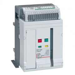 Interrupteur ouvert DMX3-I 1600 - fixe - 3P - In 1600 A