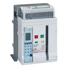 Disjoncteur ouvert DMX³ 1600 - fixe - lcu 50 kA - 3P - ln 1600 A
