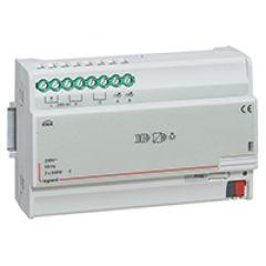 Contrôleur modulaire BUS/KNX pour charges BT et TBT - 8 mod