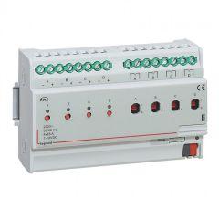 Contrôleur modulaire BUS/KNX pour ballast 1-10 V - 8 mod