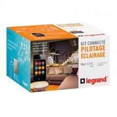 Kit connecté MyHOME Play - éclairage - Blanc