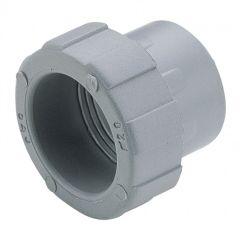 Embout de protection pour conduits rigides MRL - Ø 20 mm - Gris RAL 7001