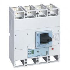 Disjoncteur électronique S1 DPX³ 1600 - Icu 70 kA - 4P - 1250 A