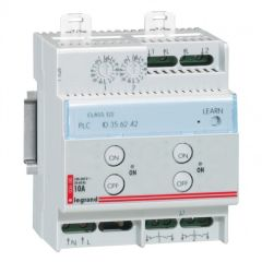 Inter multifonction Céliane - émetteur récepteur CPL - 4 modules