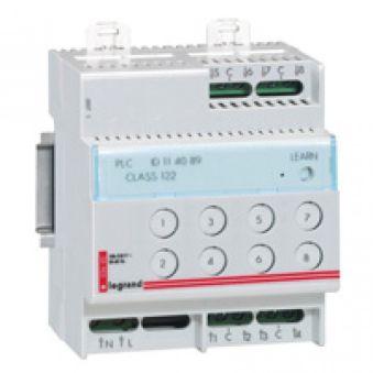 Interscénario modulaire émetteur CPL - 8 scénarios - 4 mod