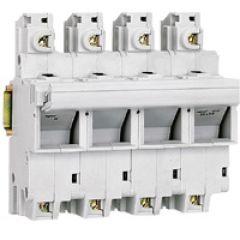 Coupe-circuit sectionnable - SP 58 - 3P+N équipé - cartouche 22x58